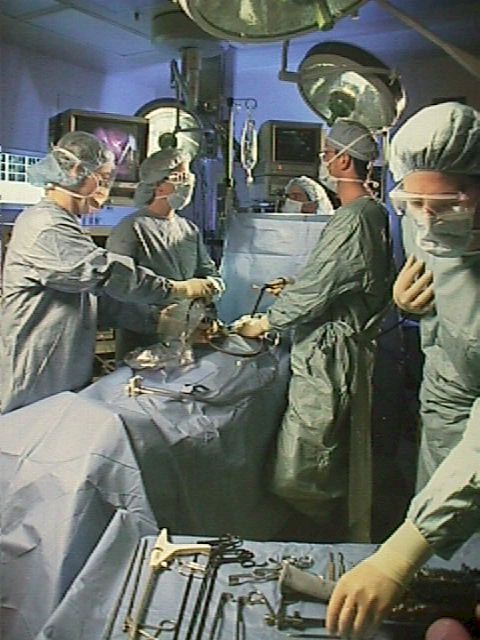 introduction to the operating room distance learning and continuing education course