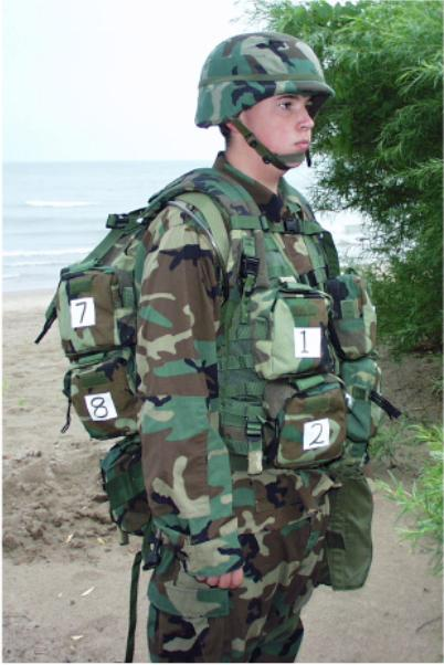 Molle Mike Bag Surgical Instrument Set Amp Morphine