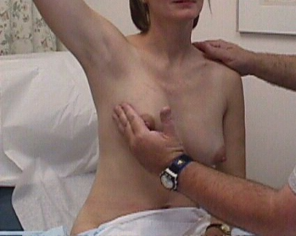 If you find any breast lumps - have them examined.